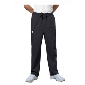 Cherokee 4243 - Core Stretch Men's Drawstring Cargo Scrub Pant