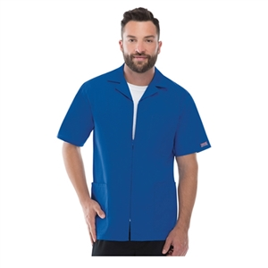 Cherokee 4300 - WW Originals Men's Zip Front Scrub Jacket