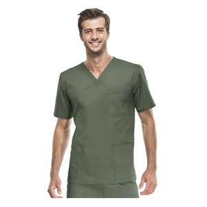 Cherokee 4725 - Core Stretch Unisex V-Neck Scrub Top