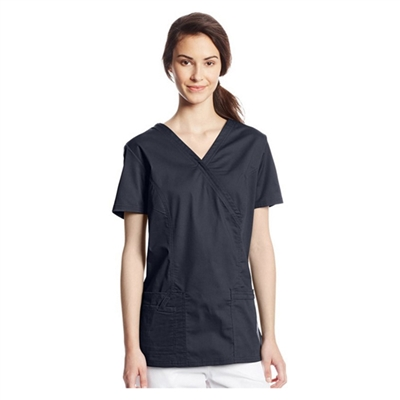 Cherokee 4728 - Core Stretch Women's Mock Wrap Scrub Top