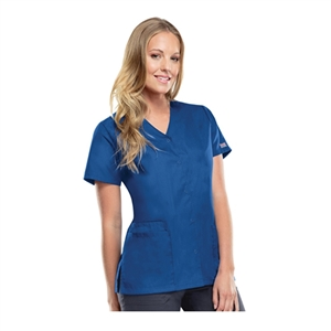 Cherokee 4770 - WW Originals Women's Snap Front Scrub Top