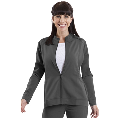 Healing Hands 5038 - Women's Dakota Zip Front Scrub Jacket