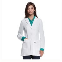 "Barco 7446 - 32"" 2 Pocket Lab Coat"
