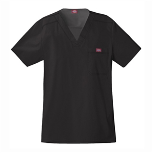 Dickies Medical 81722 - 'Youtility' Contrast Stitch Men's Top