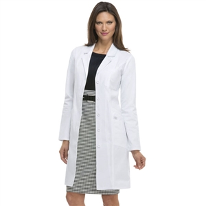 "Dickies 82401 - EDS Signature 37"" Women's Lab Coat"