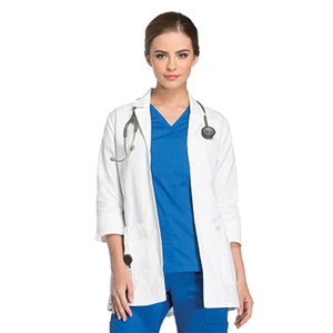 "Dickies 82402 - EDS Signature Women's Professional 30"" Lab Coat"