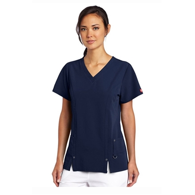Dickies Medical 82851 - Xtreme Stretch V-Neck Top