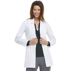 "Dickies 84400 - EDS Signature Women's 3 Pocket 32"" Lab Coat"