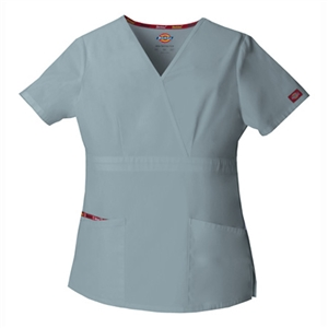 Dickies Medical 86806 - Mock Wrap Top