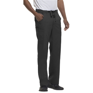 Healing Hands 9124 - Men's Dylan Cargo Zip Fly Scrub Pant