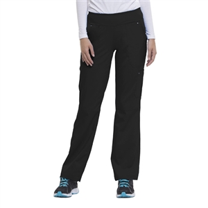 Healing Hands 9133 - Women's Tori Yoga Scrub Pant for White Oak