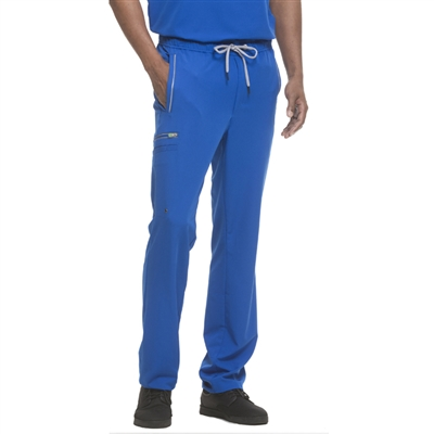 Healing Hands HH360 9171 - Men's Noah Drawstring Cargo Scrub Pants