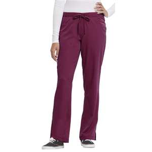 HH WORKS 9560H - Women's Rebecca 5 Pocket Straight Leg Drawstring Scrub Pant