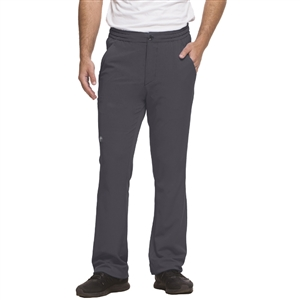 HH WORKS 9590H - Men's 5 Pocket Slim Elastic Waist Scrub Pant