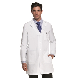 "Barco 9599 - Men's 37"" Lab Coat"