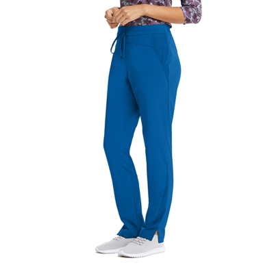 Barco One Wellness BWP506 - Women's Contrast Panel Scrub Pant