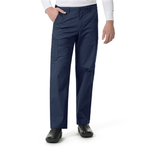Carhartt Ripstop C56418 - Men's Straight Fit Multi-Cargo Scrub Pant