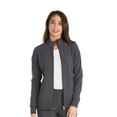 Cherokee CK303 - iFLEX Women's Zip Front Warm-up Jacket