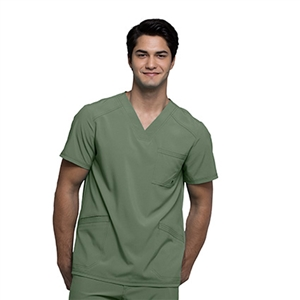 Cherokee CK900A - Infinity Men's V-Neck Solid Scrub Top