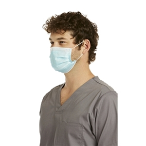 Disposable 3 Ply Face Masks - Box of 50