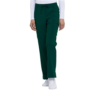 Dickies EDS ESSENTIALS DK010 - Women's Drawstring Cargo Scrub Pant