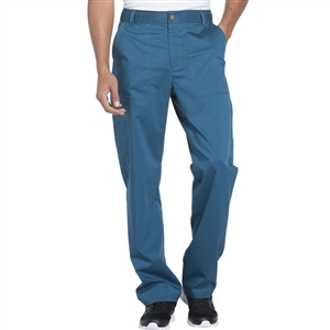 Dickies ESSENCE DK160 - Men's Drawstring Zip Fly Scrub Pant