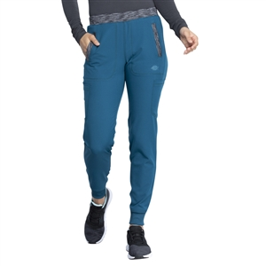 Dickies DYNAMIX DK185 - Womens Natural Rise Tapered Leg Jogger Scrub Pant