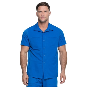 Dickies DYNAMIX DK820 - Men's Button Front Polo Shirt