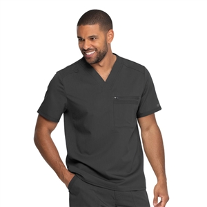 Dickies Balance DK865 - Men's V-Neck Solid Scrub Top