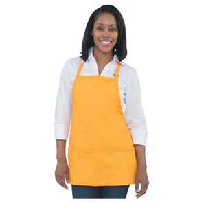 Fame F10 - 3 Pocket Adjustable Neck Apron