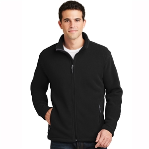 SanMar F217 - Port Authority Men's Midweight Fleece Jacket