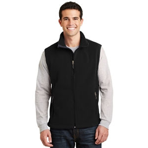 SanMar F219 - Port Authority Midweight Fleece Vest for Piedmont Medical Center