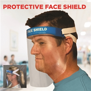 3635 Comfortshield Protective Face Shield (1 ea)