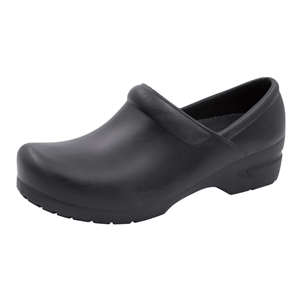 Anywear by Cherokee Unisex Guardian Angel Step In Shoes - Black