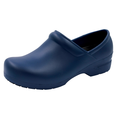 Anywear by Cherokee Unisex Guardian Angel Step In Shoes - Navy