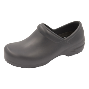Anywear by Cherokee Unisex Guardian Angel Step In Shoes - Pewter