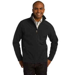 J317 - Port Authority Core Soft Shell Jacket for Carilion Franklin Memorial Hospital