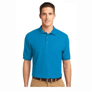 Sanmar K500 - Short Sleeve Silk Touch Polo - Men's