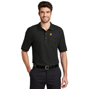 Sanmar K500P - Short Sleeve Silk Touch Polo - Men's