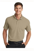 K572 - Port Authority Dry Zone Grid Polo