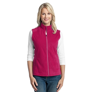 SanMar L226 - Port Authority Ladies Microfleece Vest