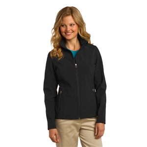 L317 - Port Authority Core Soft Shell Jacket for Carilion Franklin Memorial Hospital