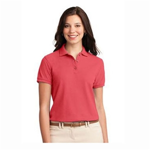 Sanmar L500 - Silk Touch Polo - Women's