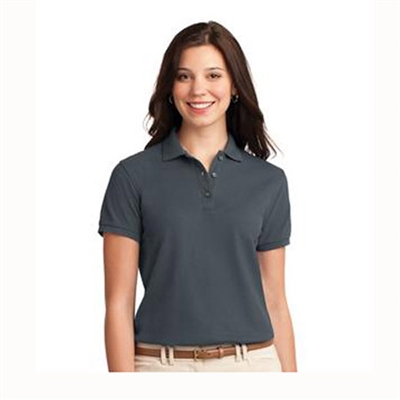 L500 - Port Authority - Silk Touch Polo - Women's For Tennova