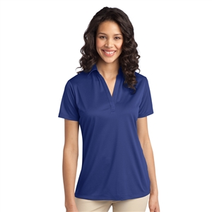 SanMar L540 - Port Authority - Ladies Silk Touch Performance Polo