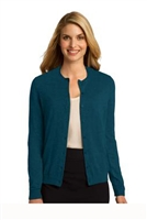 LSW287 - Port Authority Ladies Cardigan Sweater