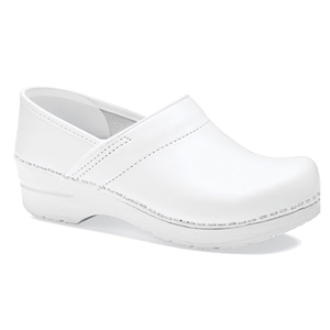 Dansko - Ladies Professional Box - White