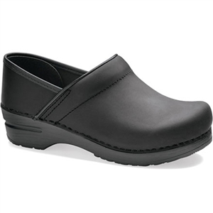 Dansko - Ladies Professional Oiled - Black Oiled