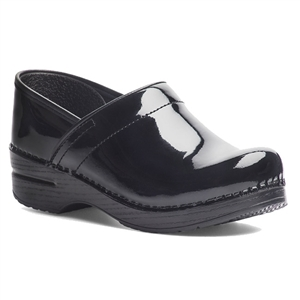 Dansko - Ladies Professional Patent - Black