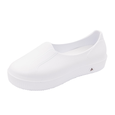 Anywear by Cherokee Women's Rise Slip On Shoe in pattern WWWH - White / White